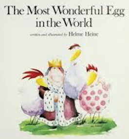 The most wonderful egg