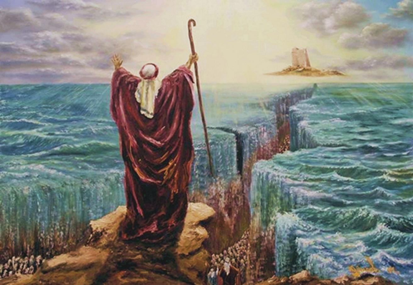 Moses-red-sea